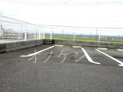 【駐車場】カーサフェリーチェⅡ