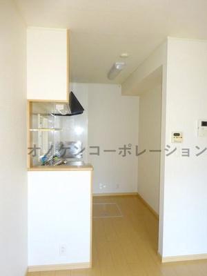 【キッチン】カーサフェリーチェⅡ