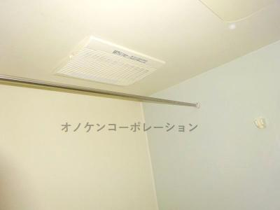 【浴室】カーサフェリーチェⅡ