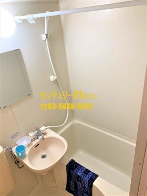 【浴室】L-VINA(エル・ヴィーナ)中村橋