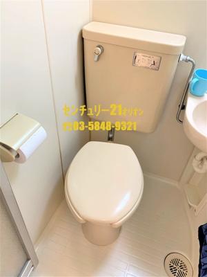 【トイレ】L-VINA(エル・ヴィーナ)中村橋