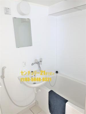 【浴室】ビッグ武蔵野中村橋