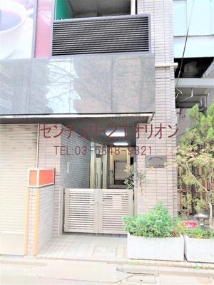 【エントランス】フォーレスト中村橋(ナカムラバシ)