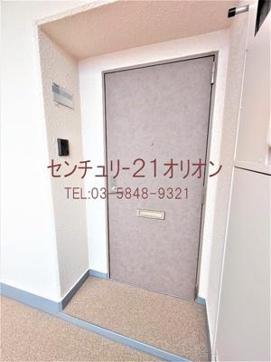 【玄関】フォーレスト中村橋(ナカムラバシ)