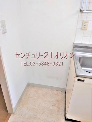 【設備】フォーレスト中村橋(ナカムラバシ)