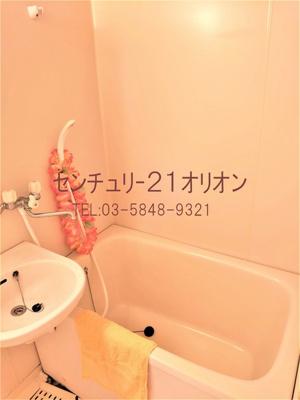 【浴室】フォーレスト中村橋(ナカムラバシ)