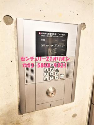 【セキュリティ】Branche鷺ノ宮(ブランシェサギノミヤ)