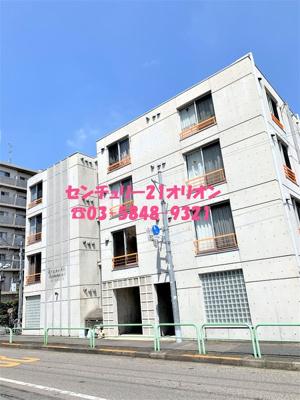 【外観】Branche鷺ノ宮(ブランシェサギノミヤ)