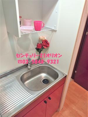 【キッチン】Branche鷺ノ宮(ブランシェサギノミヤ)
