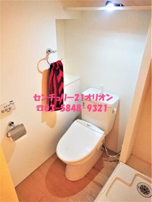 【トイレ】Branche鷺ノ宮(ブランシェサギノミヤ)