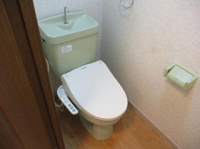 【トイレ】コーポ中通