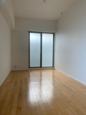 全てのお部屋がバルコニーに接しています。