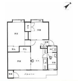 若木住宅2号棟
