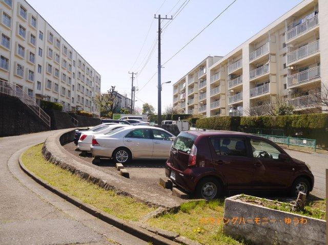 【駐車場】若木住宅2号棟