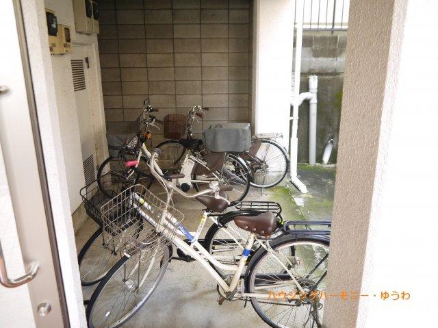 【駐輪場】昌栄マンション若木