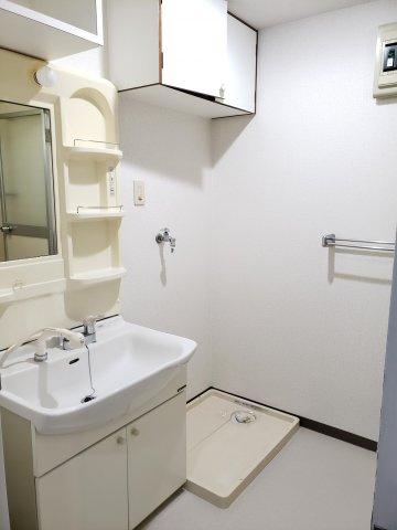 【独立洗面台】早良区南庄4丁目 中古マンション3LDK 1階