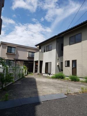 【外観】鳥取市雲山借家