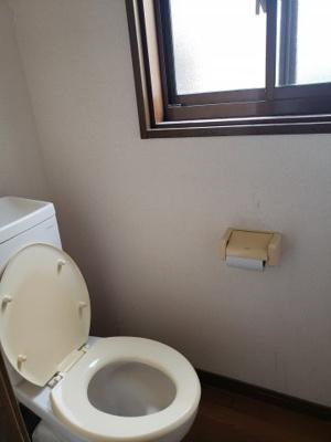【トイレ】鳥取市雲山借家
