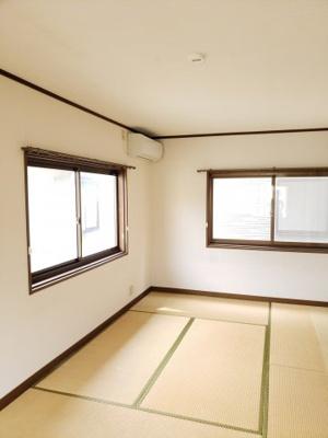 【和室】鳥取市雲山借家