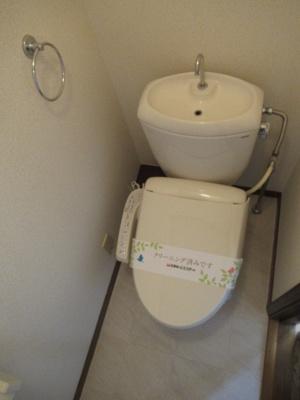 【トイレ】プチメゾン目白