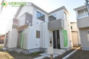 桶川市坂田東 第1 新築一戸建て ハートフルタウン Dの画像