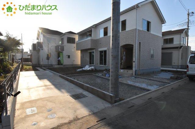 【区画図】桶川市坂田東 第1 新築一戸建て ハートフルタウン D