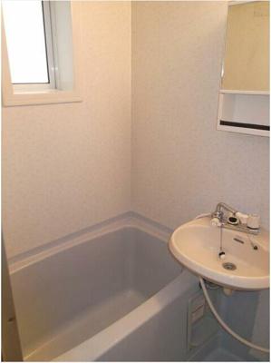 【浴室】メイプルハイム