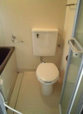 【トイレ】SKハイツ2(エスケーハイツツー)