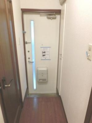 【玄関】プチメゾン目白