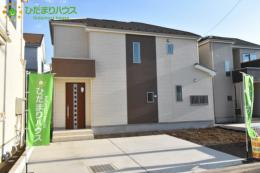 桶川市坂田東 第1 新築一戸建て ハートフルタウン Bの画像