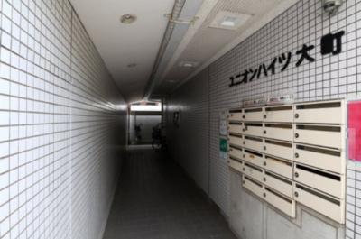 【エントランス】メゾンブランシェ