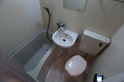 【浴室】メゾンブランシェ