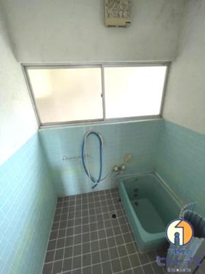 【浴室】笹隈貸家