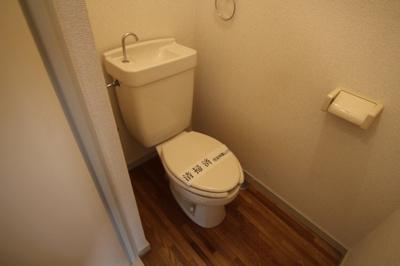 【トイレ】セゾン住吉A