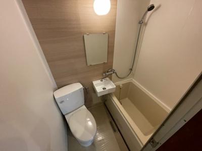 【浴室】コーポセブン