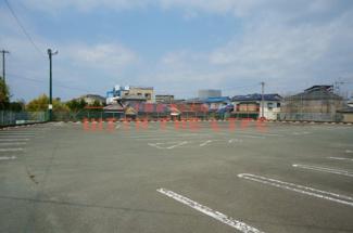 第2駐車場です