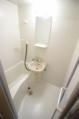 【浴室】ヴィラ六甲