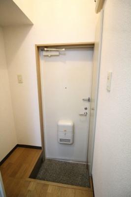 【玄関】ヴィラ六甲