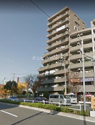 【外観】藤和シティコープ葛西 9階 角 部屋 67.77㎡ リ ノベーション済