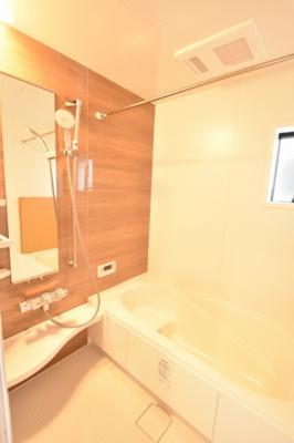 浴室換気乾燥機付きのシステムバス