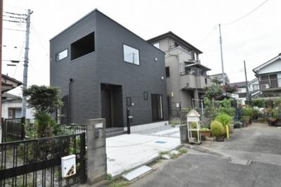 【前面道路含む現地写真】鴻巣市宮前 新築住宅