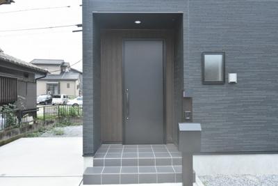 【外観】鴻巣市宮前 新築住宅