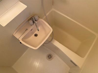 【浴室】ルーブル学芸大学参番館