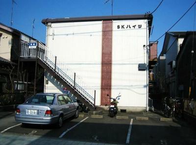 【外観】SKハイツ1