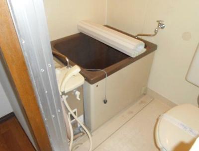 【浴室】SKハイツ1
