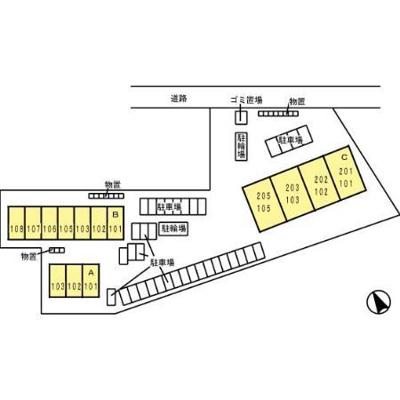 【区画図】エトワールB
