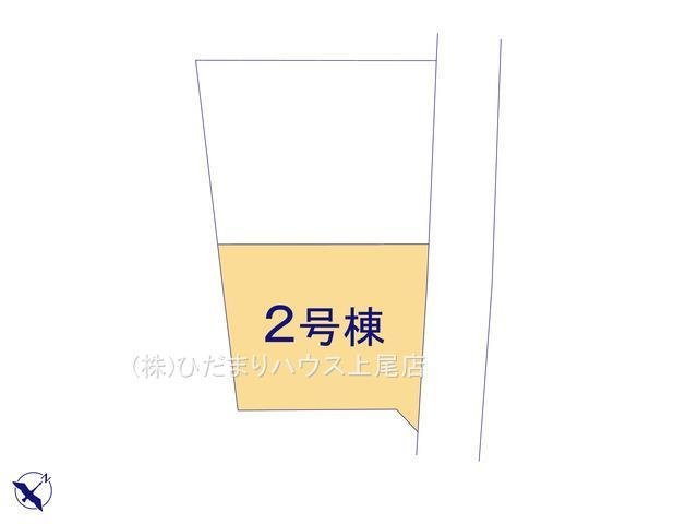 【区画図】鴻巣市天神 新築一戸建て リーブルガーデン 02