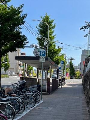 市営地下鉄大倉山駅入口から徒歩5分