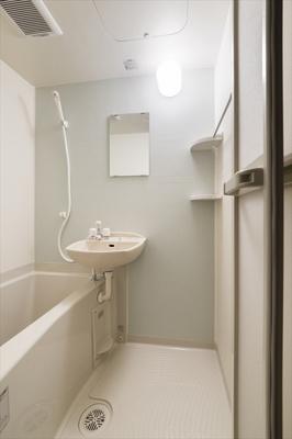 【浴室】デザイナーズハウス清瀬