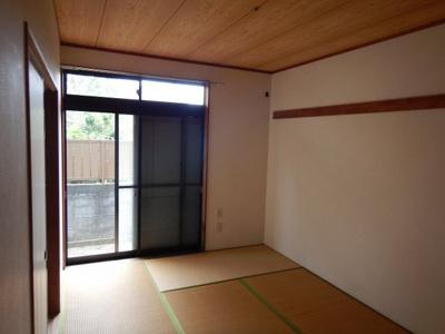 【寝室】ガーデンヒカル